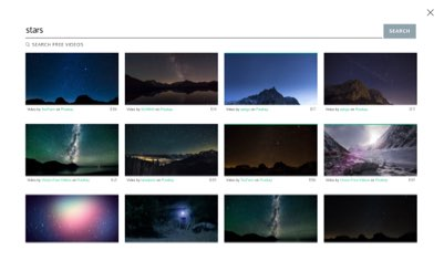 Example of Adding Professional Photos
