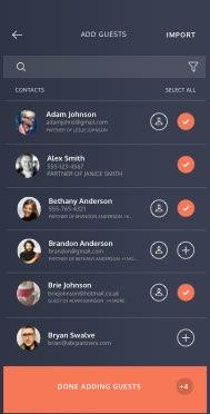 Sample App Screen